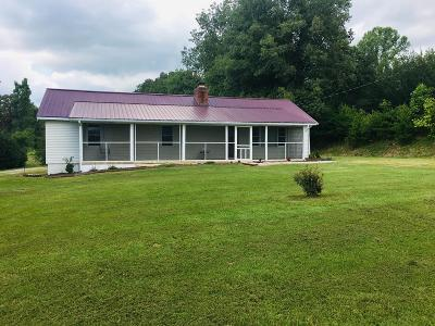 Cookeville Single Family Home For Sale: 374 Tommy Dodson Hwy