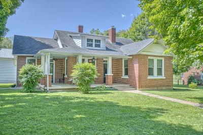 Celina Single Family Home For Sale: 208 E Lake Ave.
