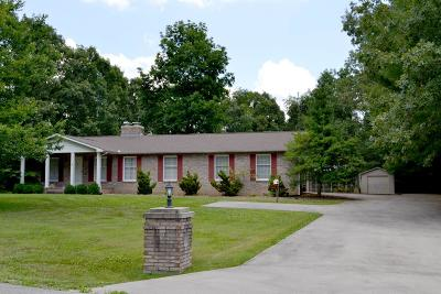 Crossville Single Family Home For Sale: 472 Villageway