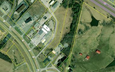 Crossville Commercial For Sale: 3268 North Main Street