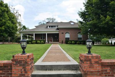 Cookeville Single Family Home For Sale: 313 N Dixie Ave