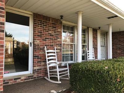 Celina Single Family Home For Sale: 356 Deer Run Road