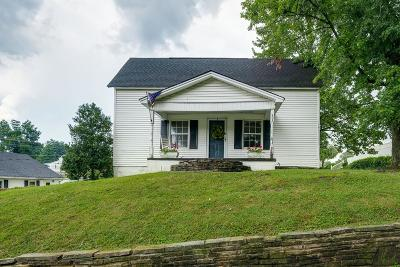 Livingston Single Family Home For Sale: 303&305 North Spring Street