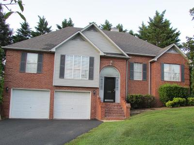 Cookeville Single Family Home For Sale: 2806 Stonehenge Court