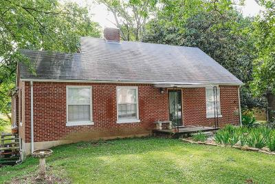 Gainesboro Single Family Home For Sale: 508 S Murray