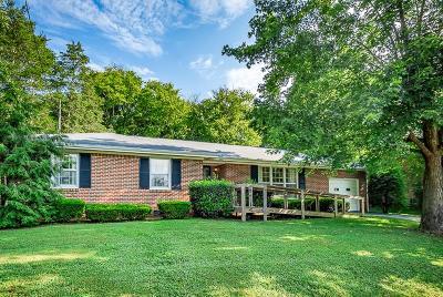 Gainesboro Single Family Home For Sale: 210 Crescent Avenue