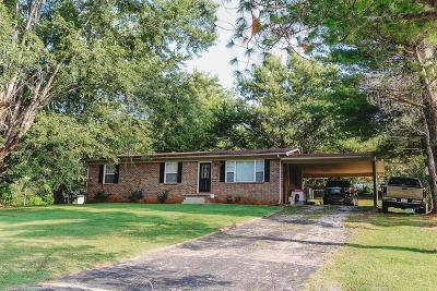 Livingston Single Family Home For Sale: 595 Dogleg Dr.