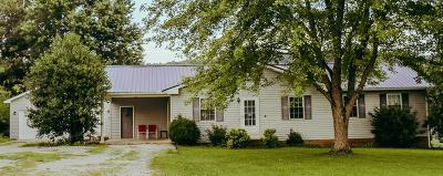 Sparta Single Family Home For Sale: 683 Frank Anderson Rd