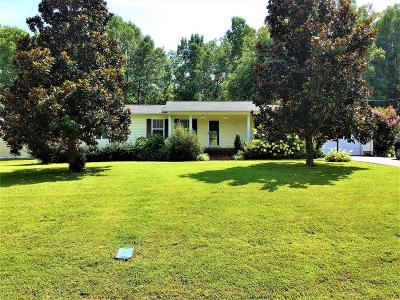 Sparta Single Family Home For Sale: 324 S Fork Rd