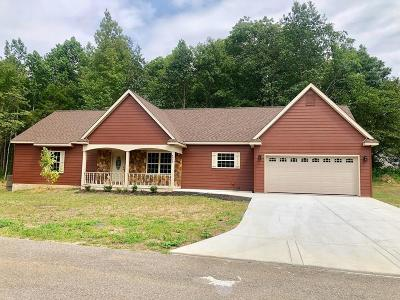 Cookeville Single Family Home For Sale: 4903 Curtis Drive