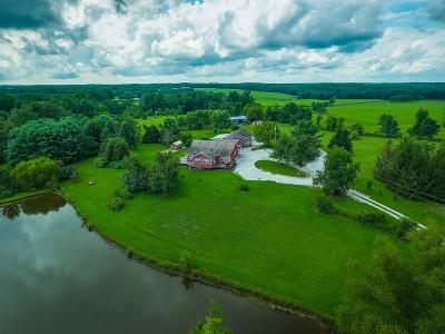 Crossville Single Family Home For Sale: 268 Plateau Rd