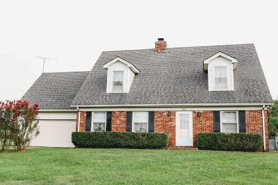 Cookeville Single Family Home For Sale: 5931 Buffalo Valley Road