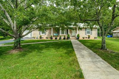 Cookeville Single Family Home For Sale: 915 Fireside Drive