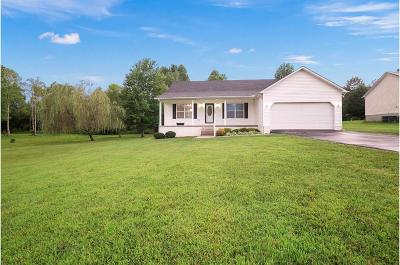 Sparta TN Single Family Home For Sale: $179,900