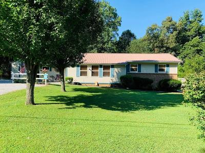 Crossville Single Family Home For Sale: 469 Lee Drive