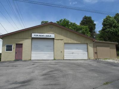 Livingston Commercial For Sale: 1216 Byrdstown Hwy