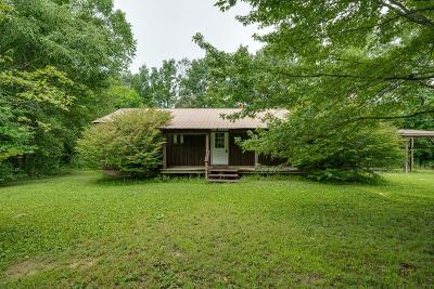 McMinnville Single Family Home For Sale: 724 Wildwood Rd.