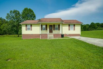 Sparta TN Single Family Home For Sale: $145,000