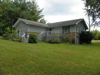 Crossville Single Family Home For Sale: 1104 Poplar Drive