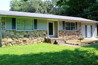 Cookeville Single Family Home For Sale: 3366 Dietz Drive