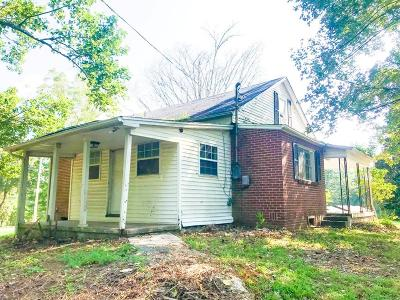 Cookeville Single Family Home For Sale: 2353 Highway 70 E