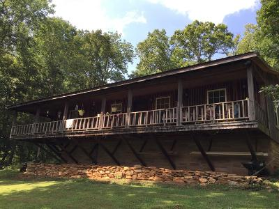 Single Family Home For Sale: 1147 Cashdollar Cove Road