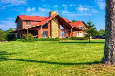 Jamestown TN Single Family Home For Sale: $850,000