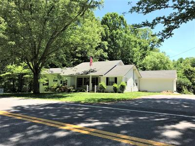 Byrdstown Single Family Home For Sale: 1555 Cordell Hull Memorial Drive