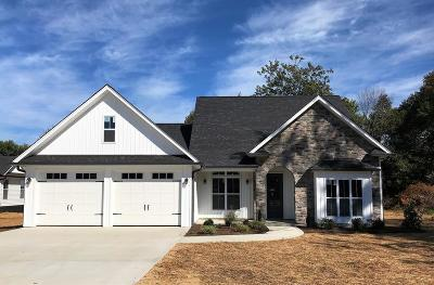 Cookeville Single Family Home For Sale: 1360 NE Bilbrey Avenue