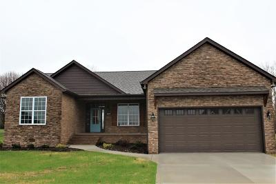 Cookeville Single Family Home For Sale: 1167 Fawn Drive