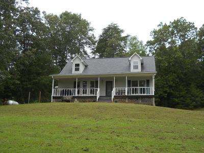 Cookeville Single Family Home For Sale: 537 Dodson Chapel Road