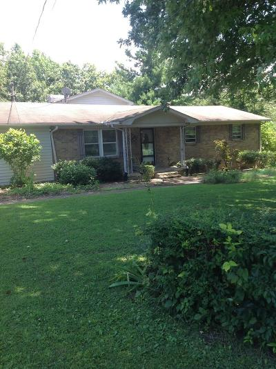 Single Family Home For Sale: 8637 Holmes Creek Road