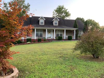 Cookeville Single Family Home For Sale: 1770 Pebblestone Way