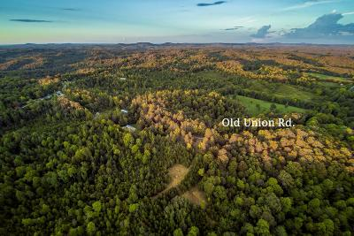 Residential Lots & Land For Sale: 19.97 Ac Old Union Rd