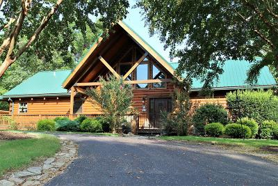 Single Family Home For Sale: 125 Mountain Harbor Dr.