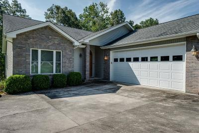 Crossville Single Family Home For Sale: 14 Thames Terrace