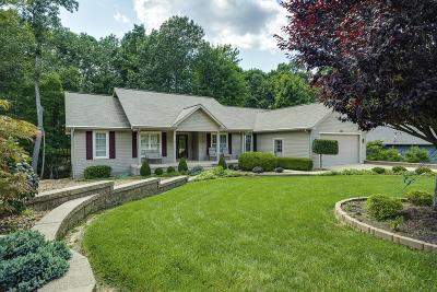 Crossville Single Family Home For Sale: 121 Springdale Dr
