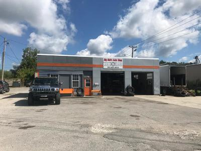 Cookeville Commercial For Sale: 555 W Broad Street