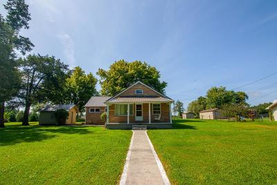 Crossville Single Family Home For Sale: 1705 Old Highway 70