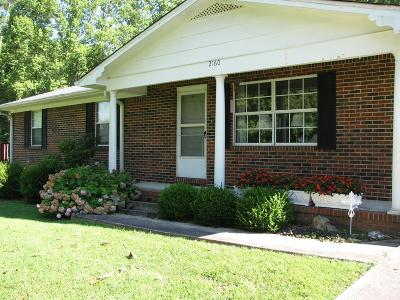 Baxter Single Family Home For Sale: 2160 Elmore Town Road