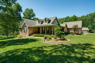 Crossville Single Family Home For Sale: 699 Creekway Drive