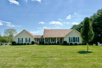 Sparta Single Family Home For Sale: 195 Ray Cemetery Road