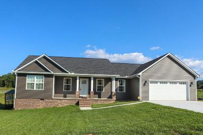 Rickman Single Family Home For Sale: 114 Bruce Lane