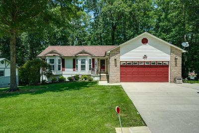 Crossville Single Family Home For Sale: 247 Lakeview Dr.