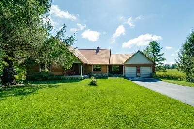 Crossville Single Family Home Active Contingency: 3715 Plateau Road