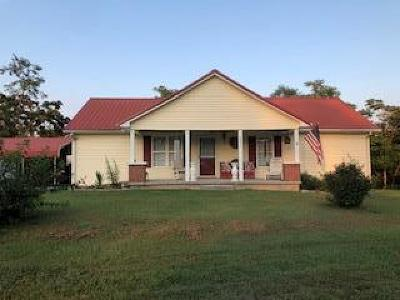 Gainesboro Single Family Home For Sale: 2095 McCoinsville Road