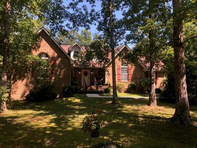 Crossville Single Family Home For Sale: 312 Wildwood Lane