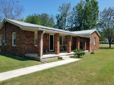 Gainesboro Single Family Home For Sale: 2035 York Hwy