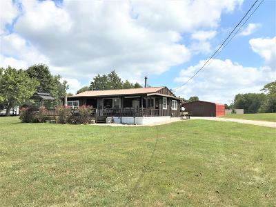 Byrdstown Single Family Home For Sale: 101 Red Oak Rd