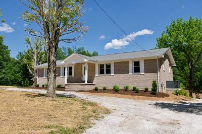 Sparta Single Family Home For Sale: 1773 Lester Flatt Road